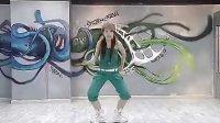 女子锁舞hiphop视频街舞教学