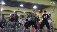 重庆街舞培训(TK)TOPKING舞蹈传媒大师授课第二弹BABY SLEEK HIPHOP课程(二)