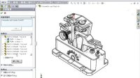 SolidWorks Simulation建模机构结构综合实训教程2-Interference