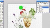 PS数码照片处理大全-家庭实用-实例7 插花艺术-4