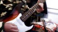 我的吉他教学视频第一部  自我风格全解释(9)原地踏步片段6至7