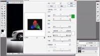 7.5.3 实战—用中性色图层制作灯光效果