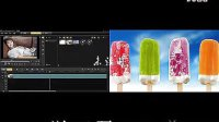 会声会影教程会声会影视频教程 双屏 显示 效果展示 标清
