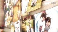NO.0165 idobe 甜蜜的回忆照片墙AE模板