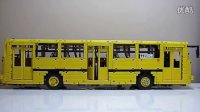 Lego Technic Ikarus 260 Motorized RC Model Bus Moc