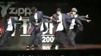 【伯爵独家】[街舞]经典POPPIN齐舞