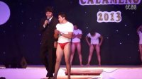 sexy men dancing in thong 性感的丁字裤男