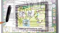 griffin Crayola_ColorStudio 儿童专用ipad 绘图笔
