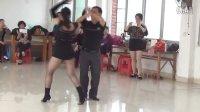 三江县文化馆2013年交谊舞免费培训班第二课:三步踩舞