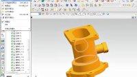 UG NX8.0视频教程--8   工程图(制图、尺寸、基本视图)