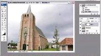 [PS]PS教程 PS修正透视错误的教堂 Photoshop教程 PS基础教程