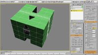 3dmax polygon建模基础02