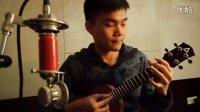 ACE-D3全单桃花芯 试音视频 say hello 尤克里里 ukulele