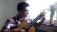 视频: 木吉他 古典吉他 天空之城 你好吉他培训中心 铁岭调兵山教学 站教学QQ群107363458