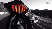 KTM摩托车1290 SUPER DUKE R 超級公爵飙车视频
