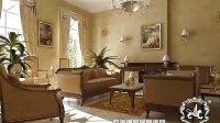 欧式家具 美式家具 欧美莲品牌 欧式家居装修效果图  家具效果图片