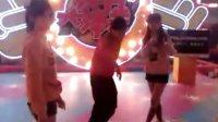 pin-ko pie宝贝们参加广东卫视《活力大冲关》幕后花絮2