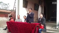 """湛江遂溪县岭北镇某村庄领导向海大学生讲述""""年例""""风俗"""
