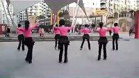 广场舞 恰恰.