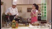 天津电视台健康大厨房干煎目鱼段和玉米面枣丝糕  1