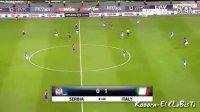 20111007 欧洲杯外围赛 意大利1-1塞尔维亚