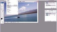 PS数码照片教程之二十,修正倾斜的照片。