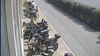 雅马哈摩托车被盗全过程