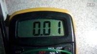 脉冲加直流混合急速充电器(3节镍氢电池)