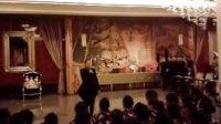山西海外海滨河一号店礼仪部美女手语舞展示