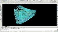 阵列土方计算软件HTCAD V9.0演示—整理前后地形表现