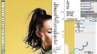 [PS]高手之路----李涛老师详解Photoshop CS5新功能(一)调整边缘快速抠图