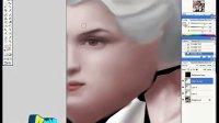 3Dmax Maya【face04脸部材质绘画】名动漫三维模型视频教程系列
