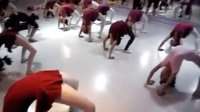 上海贝斯特舞蹈中国舞基训片段