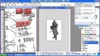 【素描任务-贰】名动漫游戏原画插画3D模型UI美术绘画