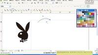 平面设计CRDX5视频教程之贝赛尔工具