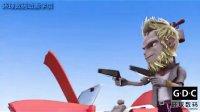 3D搞笑动画短片《猴扑团》一个肉包招惹来的五指山