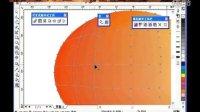 CORELDRAW教程全集-交互式网格填充工具-Focuser.taobao.com-