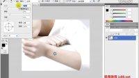 ps cs5视频教程8.3 修复画笔工具的图案修复功能.flv