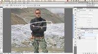 [PS]Photoshop cs5 教程15-钢笔工具