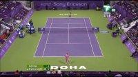2008年WTA多哈总决赛 Serena Williams vs Dinara Safina HL