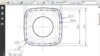 无维网Creo1.0抽壳应用之塑料米缸建模