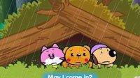 洪恩朗读者Mini Teddy第13集 我可以进来吗