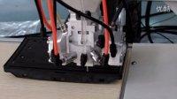CAD制图精确轨迹涂胶密封机
