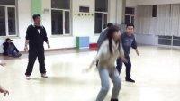 炫舞时尚幼儿园排练