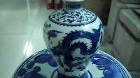 青花瓷瓶,青花陶瓷瓶,青花陶瓷瓶厂18279868189