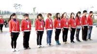 湘乡市东方明珠KTV娱乐会所军训在【南岸广场】现场视频