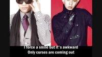 [bigbang]Se7en feat.G-Dragon - Can You Feel Me[Eng