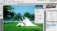 [PS]在线ps ps合成 photoshop ps入门教程 ps调色