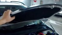 sx4安装引擎盖液压拉杆