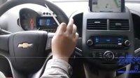 合肥新帕克汽车服务连锁| 富威二代爱唯欧专用DVD导航安装效果图